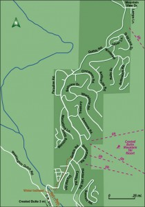 Mt-Crested-Butte-Map