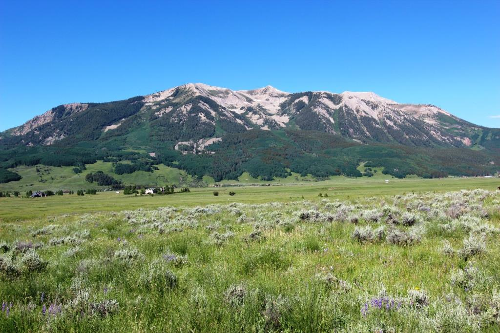 425 Sunset Drive, East River Ranches, Crested Butte