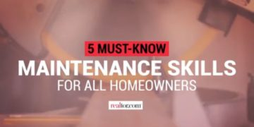 Basic Maintenance Skills for All Homeowners