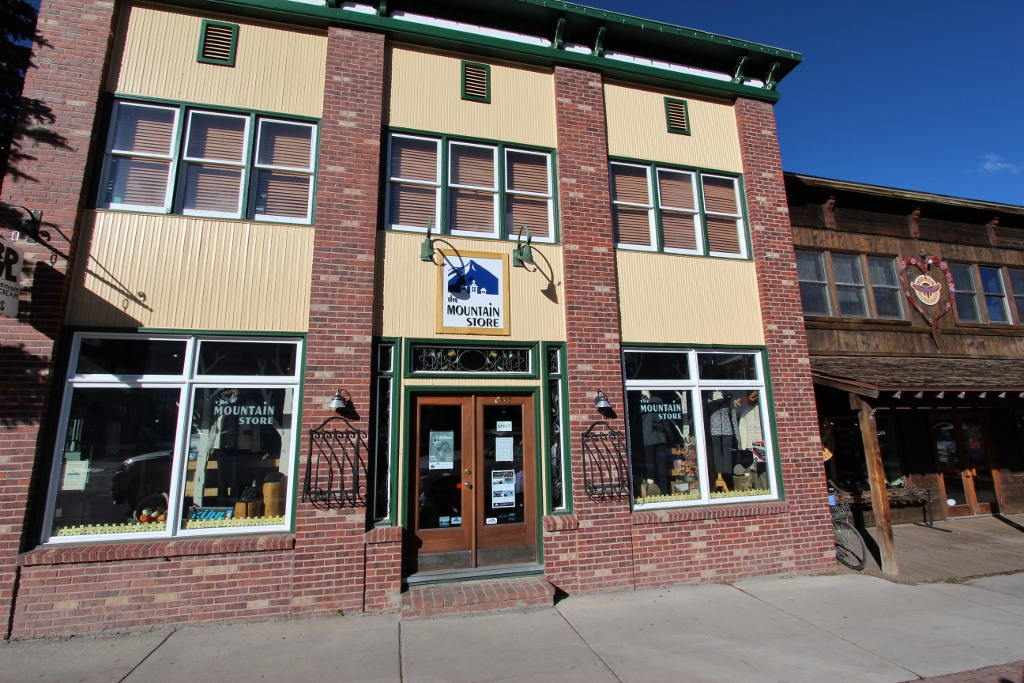 The Mountain Store, Crested Butte, CO